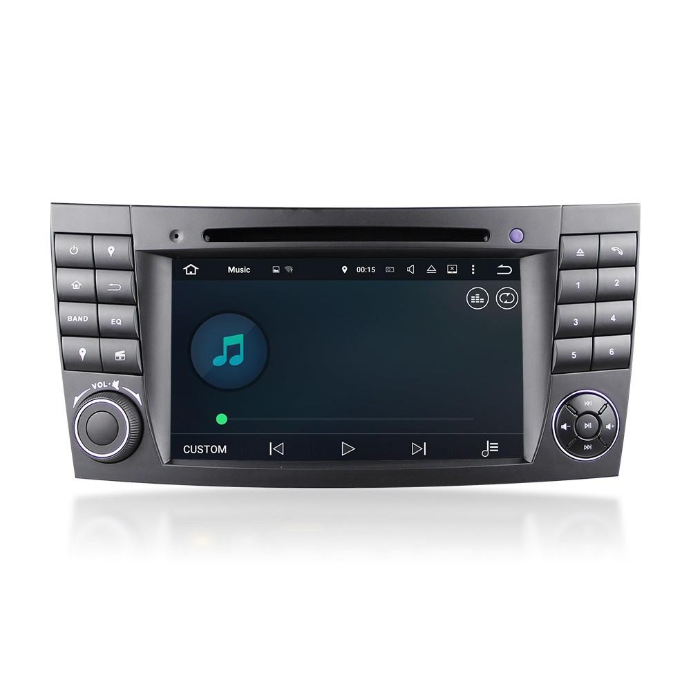 Mercedes DAP+ Quad-Core system