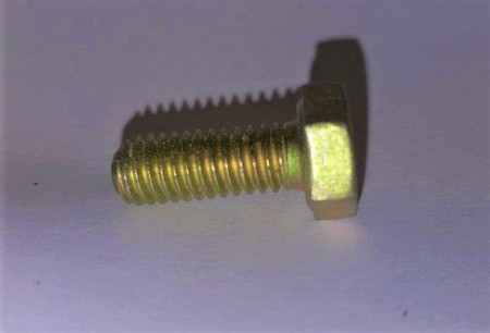 Bolt 5,5 x 20 mm Gulfornikklet